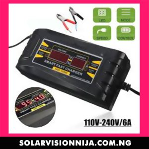 6ah Battery Charger N7,000